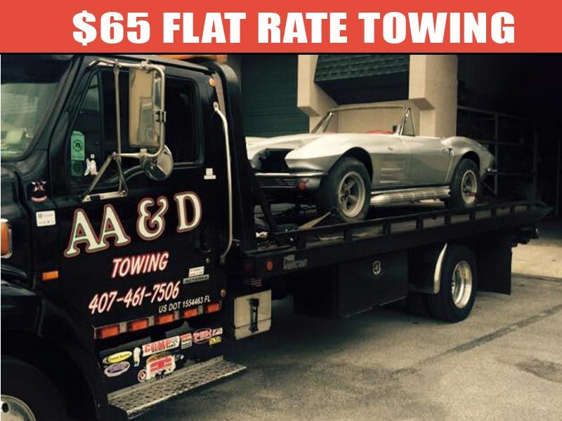 The Orlando Towing & Junk Car Removal